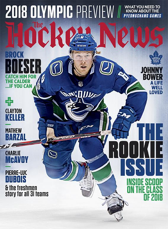 FEB 12 2018 | 2018 ROOKIE ISSUE | 7111