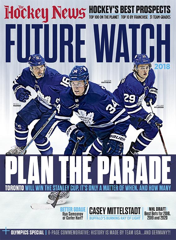 2018 FUTURE WATCH | PLAN THE PARADE | 7113