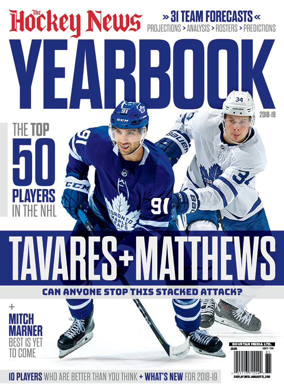 2018/19 Yearbook - Toronto - Collector Item