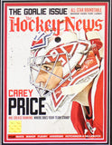 CAREY PRICE | THE GOALIES ISSUE | FRAMED COVER