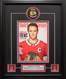 JONATHAN TOEWS | THE GUEST EDITOR ISSUE | FRAMED COVER