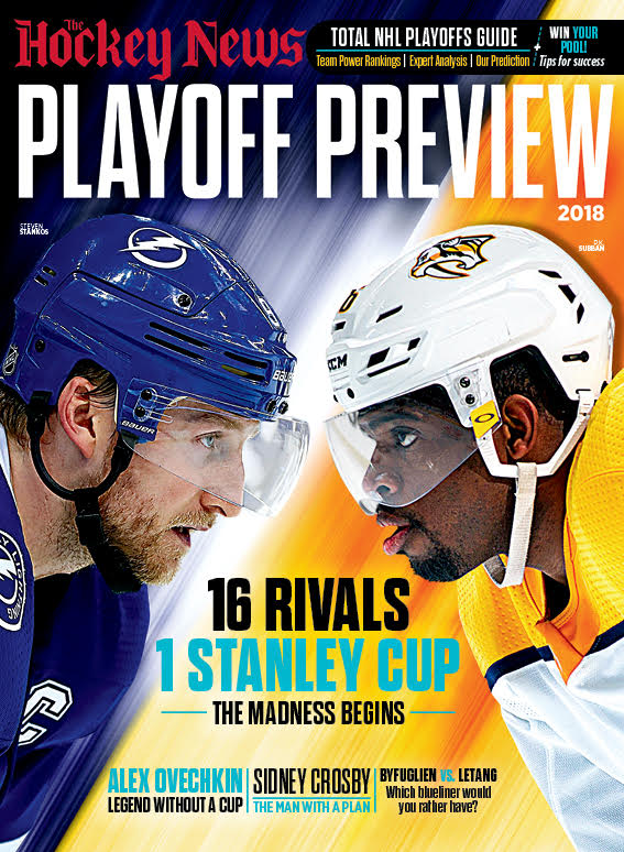 2018 PLAYOFF PREVIEW | 7114