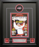 WASHINGTON CAPITALS | 2018 STANLEY CUP CHAMPIONS | FRAMED COVER