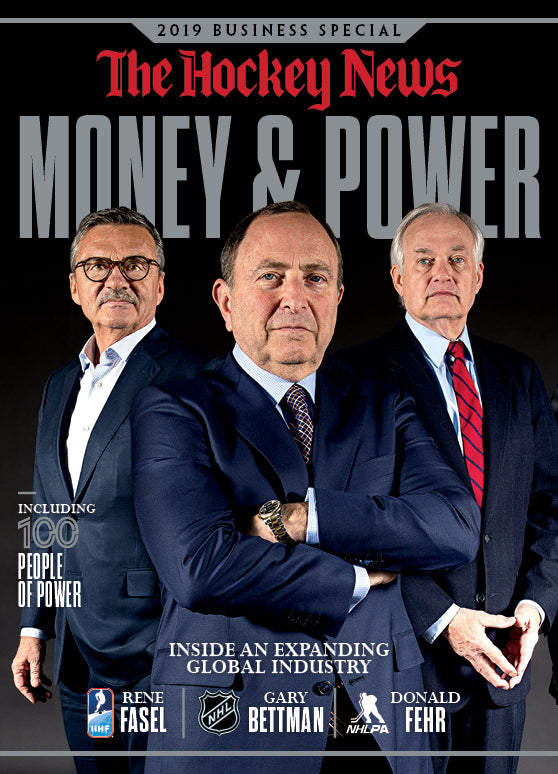 MONEY & POWER | 2019 BUSINESS SPECIAL