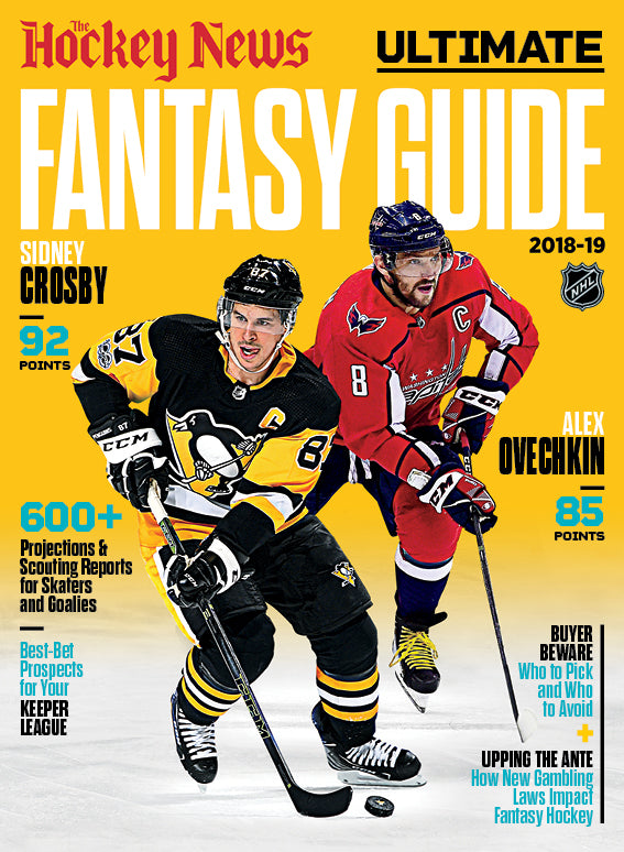Ultimate Fantasy Guide - 2018/2019
