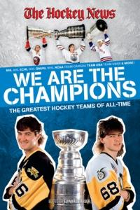 WE ARE THE CHAMPIONS | BOOK