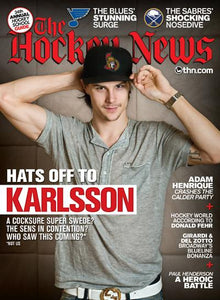 FEB 13 2012  | HATS OFF TO KARLSSON
