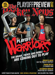 APR 16 2012  | PLAYOFF PREVIEW 2012