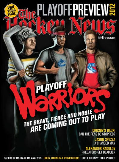 2012 PLAYOFF PREVIEW