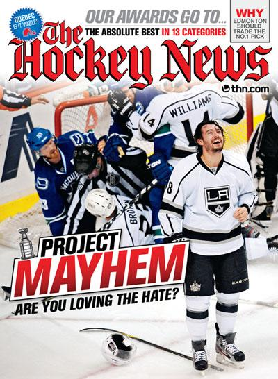PROJECT MAYHEM: ARE YOU LOVING THE HATE? | 2012