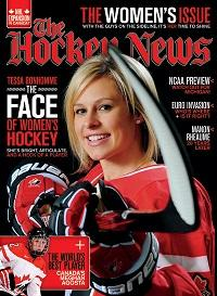 OCT 29 2012  | THE FACE OF WOMEN'S HOCKEY