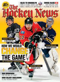 NOV 12 2012  | How We Would Change the Game