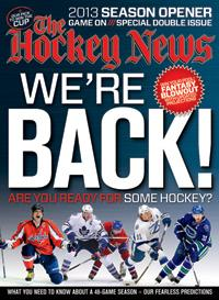 JAN 28 2013  | WE'RE BACK! ARE YOU READY FOR SOME HOCKEY?