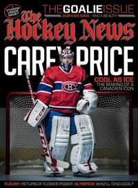 ARL 15 2013  | THE GOALIE ISSUE