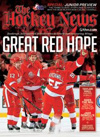 SEP 16 2013  | GREAT RED HOPE