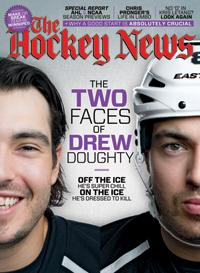 OCT 14 2013  | THE TWO FACES OF DREW DOUGHTY