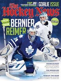 2013 GOALIE ISSUE | BERNIER & REIMER