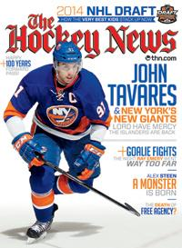 DEC 02 2013  | JOHN TAVARES & NEW YORK