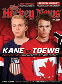 2014 KANE VS. TOEWS