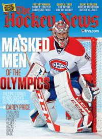 2014 OLYMPIC GOALIES | CAREY PRICE