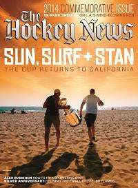 2014 LOS ANGESLES KINGS COMMEMORATIVE ISSUE | SUN, SURF + STAN