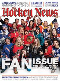 NOV 24 2014  | THE FAN ISSUE