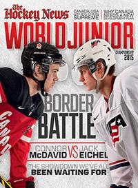 JAN 05 2015  | WORLD JUNIOR 2015