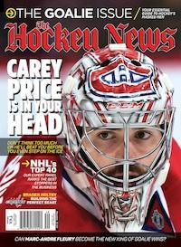 DEC 07 2015  | THE GOALIE ISSUE