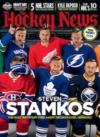 2016 FREE AGENCY PREVIEW | STEVEN STAMKOS