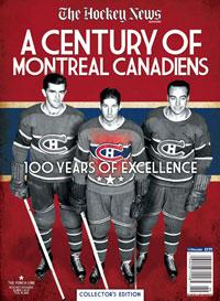 A CENTURY OF MONTREAL CANADIENS | Collector's Edition
