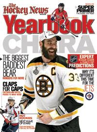 2011/12 YEARBOOK | Boston & Washington Cover