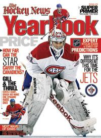 2011/12 YEARBOOK | Montreal Cover - English
