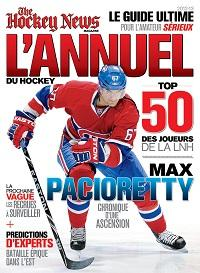 2011 - 2012 NHL YEARBOOK | Montreal Cover - French