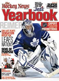2011/12 YEARBOOK | Toronto & Ottawa Cover