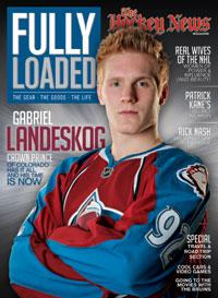2012 WINTER | FULLY LOADED | GABRIEL LANDESKOG