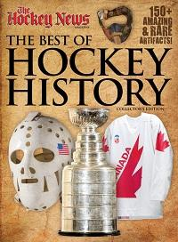 THE BEST OF HOCKEY HISTORY - COLLECTOR'S EDITION