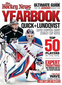 2012/13 YEARBOOK | New York & LA Cover