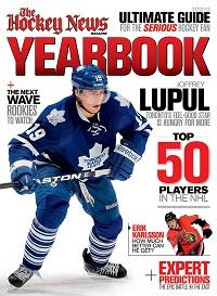 2012/13 YEARBOOK | Toronto & Ottawa Cover