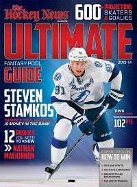 2013 - 2014 ULTIMATE FANTASY POOL GUIDE | STEVEN STAMKOS