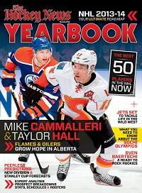 2013/14 YEARBOOK | Calgary & Edmonton Cover
