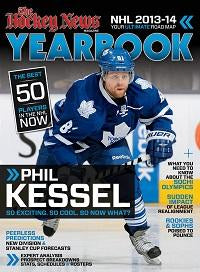 2013/14 YEARBOOK | Toronto Cover