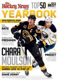 2014/15 YEARBOOK | Boston & Buffalo Cover