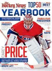 2014/15 YEARBOOK | Montreal Cover