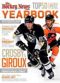 2014 - 2015 NHL YEARBOOK | Pittsburgh & Philadelphia Cover