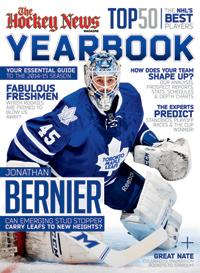 2014/15 YEARBOOK | Toronto Cover