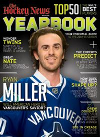 2014/15 YEARBOOK | Vancouver Cover