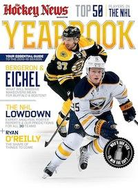 2015/16 YEARBOOK | Boston & Buffalo Cover