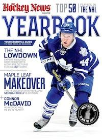 2015/16 YEARBOOK | Toronto Cover
