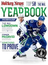 2015/16 YEARBOOK | Vancouver Cover
