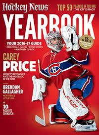 2016/17 YEARBOOK | Montreal Cover